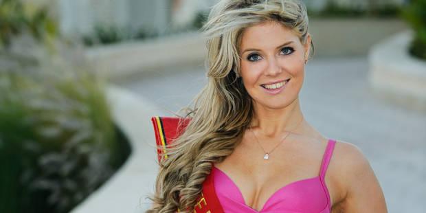 Miss Belgique, portrait d'Emily Rabaut - La DH