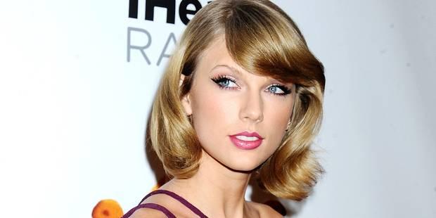 Taylor Swift, la plus généreuse - La DH