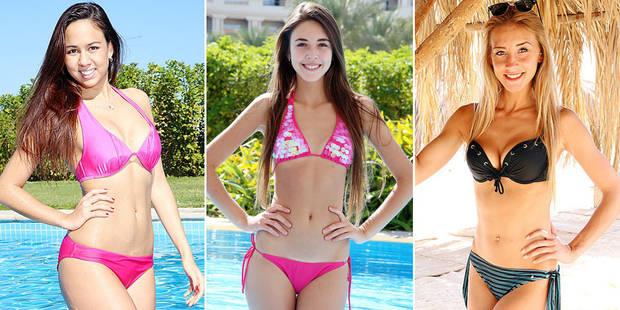 Malissia, Xhulia et Victoria, le fitness dans la peau - La DH