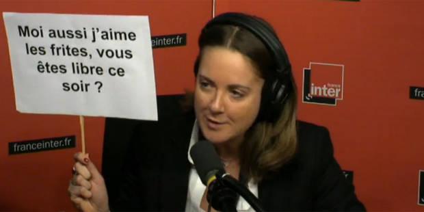 Quand une Belge allume François Hollande sur France Inter - La DH