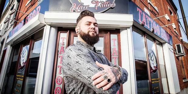 Du chômage au tatouage, il n'y a qu'un pas - La DH