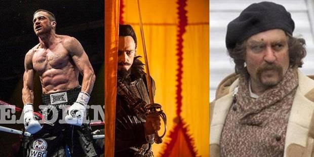 Quels acteurs se cachent derrière ces trois visages en 2015? - La DH