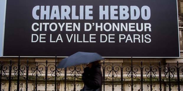 """France: de nombreuses personnalités à la """"marche républicaine"""" - La DH"""