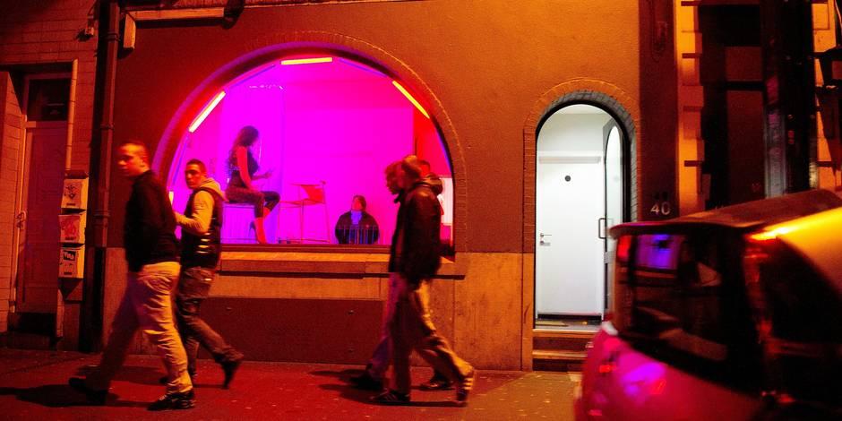 Mons rue des prostituées