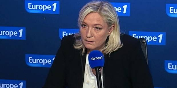 """Elkabbach s'en prend à Marine Le Pen: """"Vous n'avez pas honte"""" - La DH"""