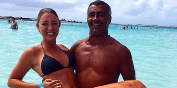 Romario sort avec une amie de sa fille - La DH