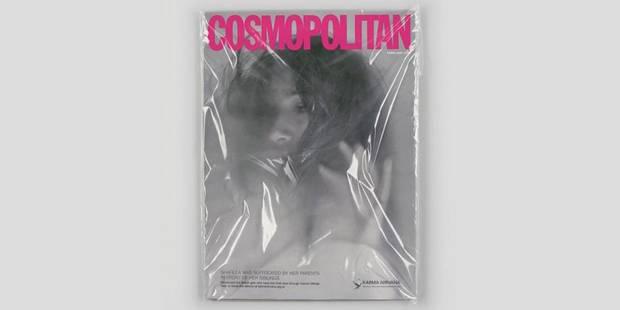 Cosmopolitan dévoile sa cover interpellante - La DH