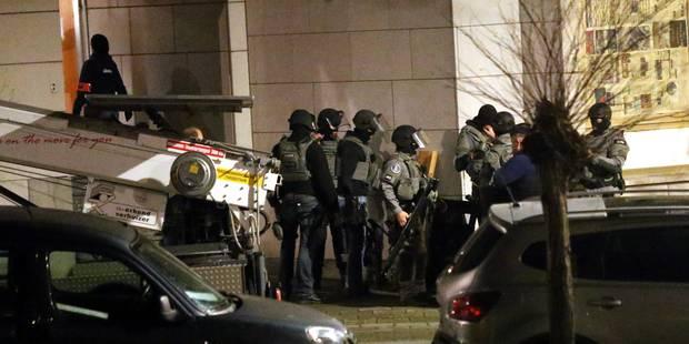 Opérations anti-terroristes: 5 inculpés sur les 13 suspects interpellés - La DH