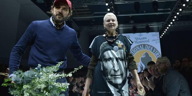 Le prince Charles sur un t-shirt, c'est signé Vivienne Westwood ! - La DH