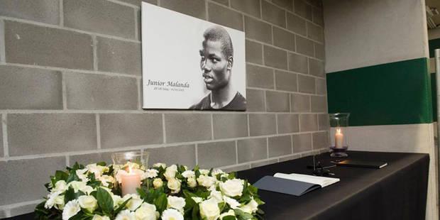 Décès de Junior Malanda: les joueurs de Wolfsburg présents mardi à la Basilique de Koekelberg - La DH