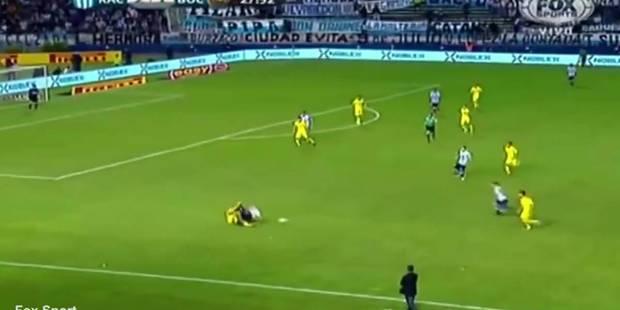 L'horrible tackle de Leandro Marin - La DH