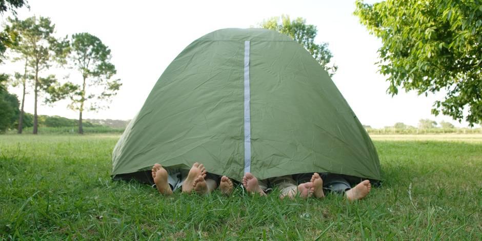 Marre du camping de masse? Voici la solution belge avec Campr