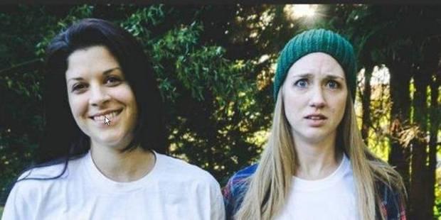 Mais pourquoi ce couple de lesbiennes affiche ces têtes-là ? - La DH