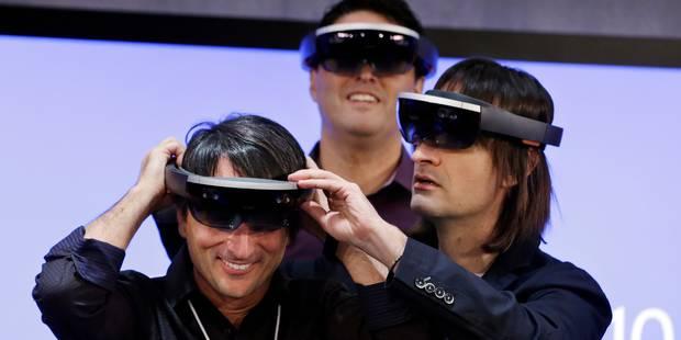 Windows 10: nouveau navigateur, lunettes à réalité augmentée, gratuité... Les nouveautés de Microsoft ! - La DH