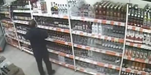 Le pire voleur d'alcool, c'est lui ! - La DH