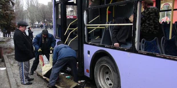 Au moins 34 morts ces dernières 24 heures dans l'Est de l'Ukraine - La DH