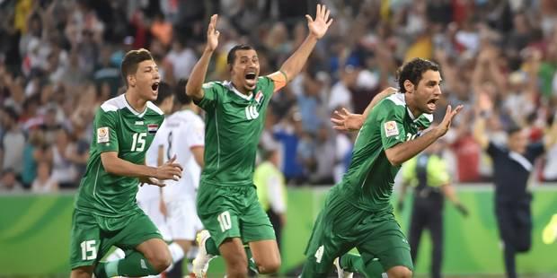 Coupe d'Asie: L'Irak en demies après le suspense des tirs au but - La DH