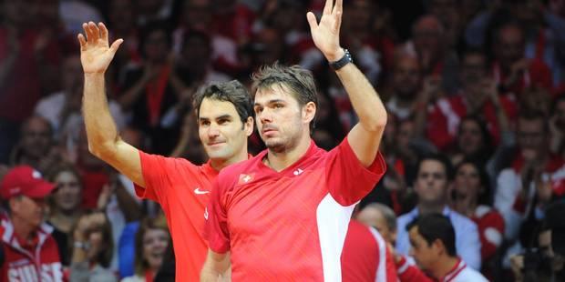 """Coupe Davis: """"Moins de 25% de chances de voir Federer et Wawrinka à Liège"""" - La DH"""