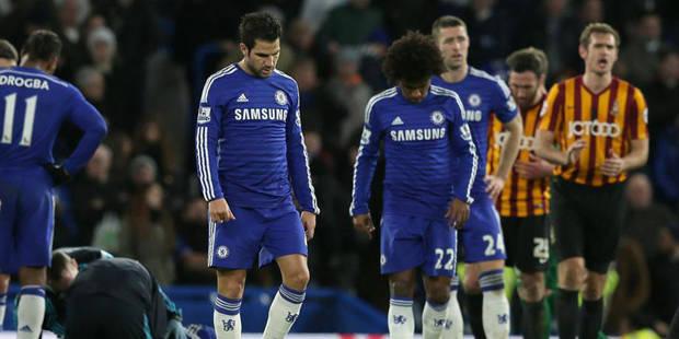 Coupe Angleterre: Chelsea et Manchester City éliminés par des clubs de division inférieure - La DH