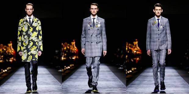 Mode hommes à Paris: l'élégance cool de Dior - La DH