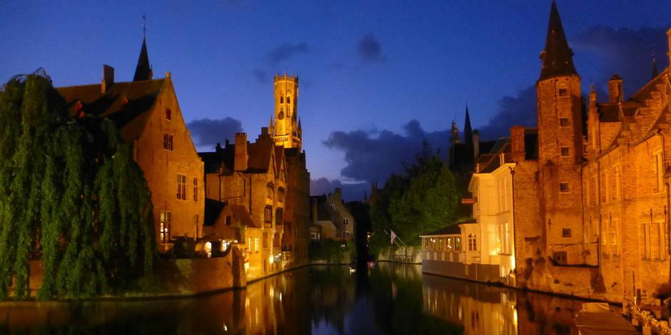 Bruges, meilleure ville pour un city trip