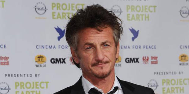 Sean Penn honoré d'un César - La DH