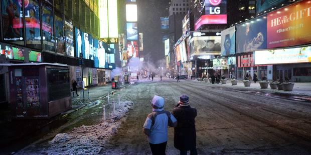 La ville de New York réduite au silence - La DH