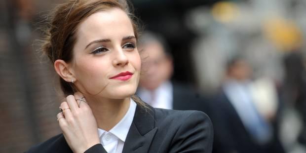 Emma Watson sera ?Belle? au cinéma - La DH