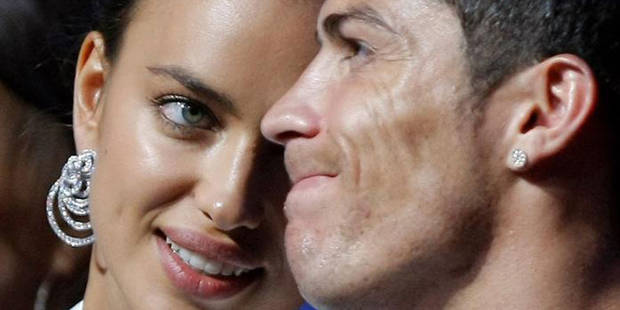 """Cristiano Ronaldo """"pète les plombs"""": c'est la faute de sa rupture avec Irina Shayk - La DH"""