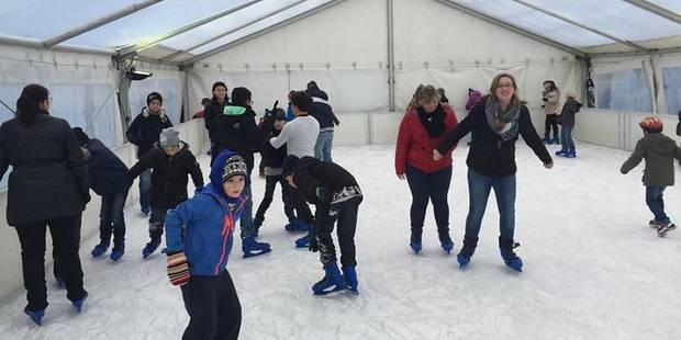 Bilan positif pour la patinoire - La DH