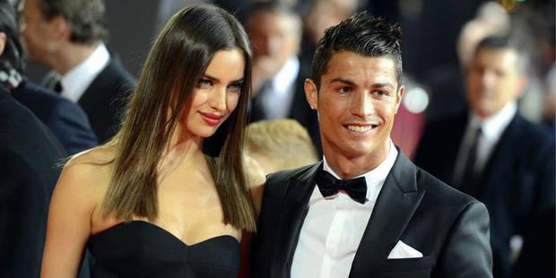 Cristiano Ronaldo déjà remplacé dans le coeur d'Irina Shayk? - La DH