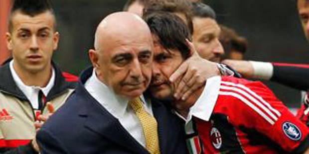 Le boss du Milan AC révèle ses plans transferts... dans un canular téléphonique - La DH