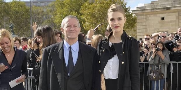 Francis Huster sort avec Gaia, 23 ans - La DH