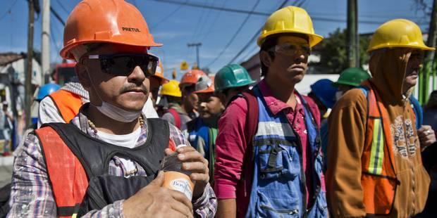 """Explosion de gaz meurtrière dans une maternité de Mexico: """"Nous sommes désespérés"""" - La DH"""