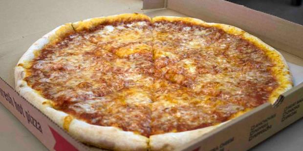Canada: un couple débourse 100 euros pour une pizza de rêve