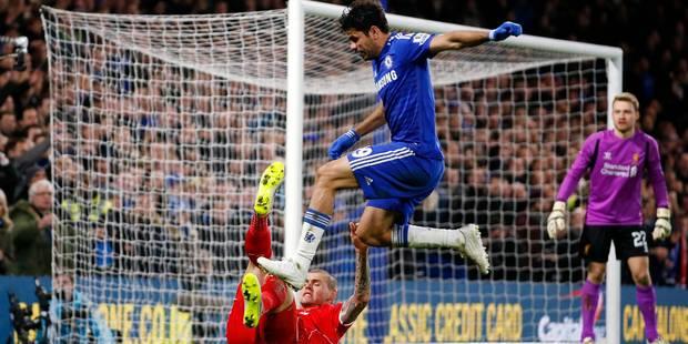 Diego Costa prend 3 matchs ! - La DH