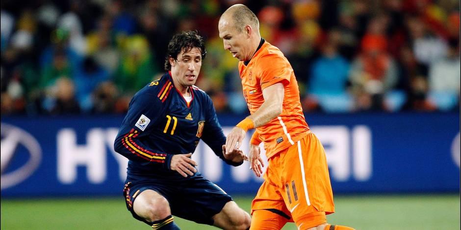 """Capdevila: """"Ne me comparez pas à Xavi ou Iniesta"""" - La DH"""