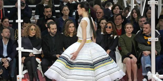 Dans les coulisses d'une robe Dior - La DH