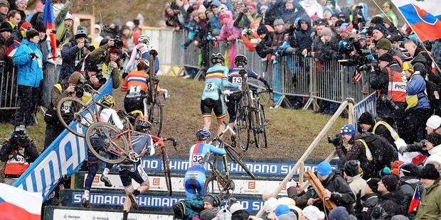 Cyclo-cross: un Mondial de glace et de feu - La DH