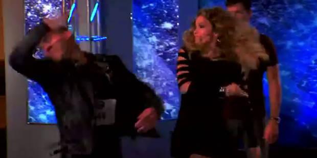 Jennifer Lopez gifle un candidat dans la version américaine de la Nouvelle Star - La DH