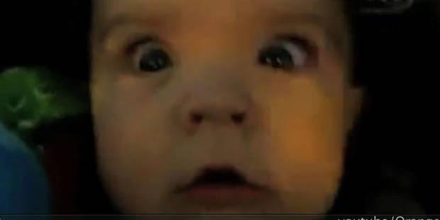 Mignon: des bébés expérimentent l'entrée dans un tunnel en voiture (VIDEO) - La DH