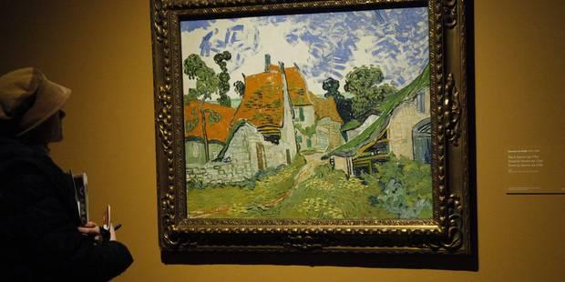 Expo Van Gogh : près de 2000 visiteurs pour le premier dimanche gratuit - La DH