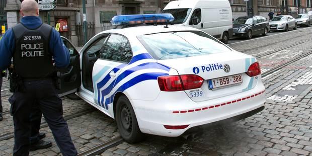 Bruxelles: la police locale interpelle deux cambrioleurs de commerce présumés - La DH
