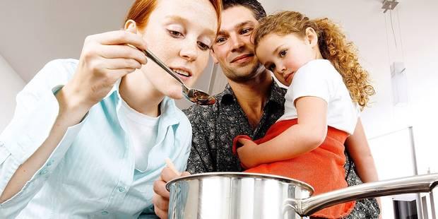 Les hommes sont plus audacieux en cuisine - La DH
