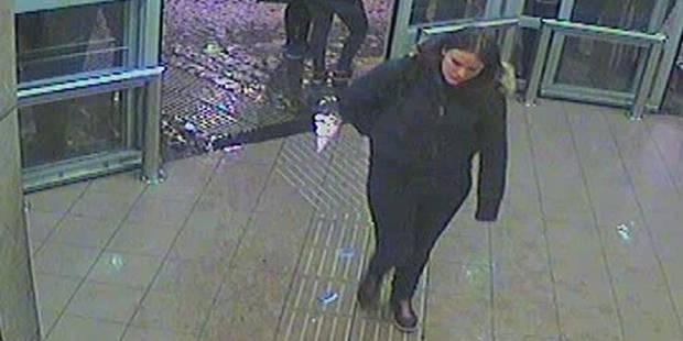 Disparition de Kiany Van De Walle: l'adolescente film�e � la gare de Bruxelles-Nord