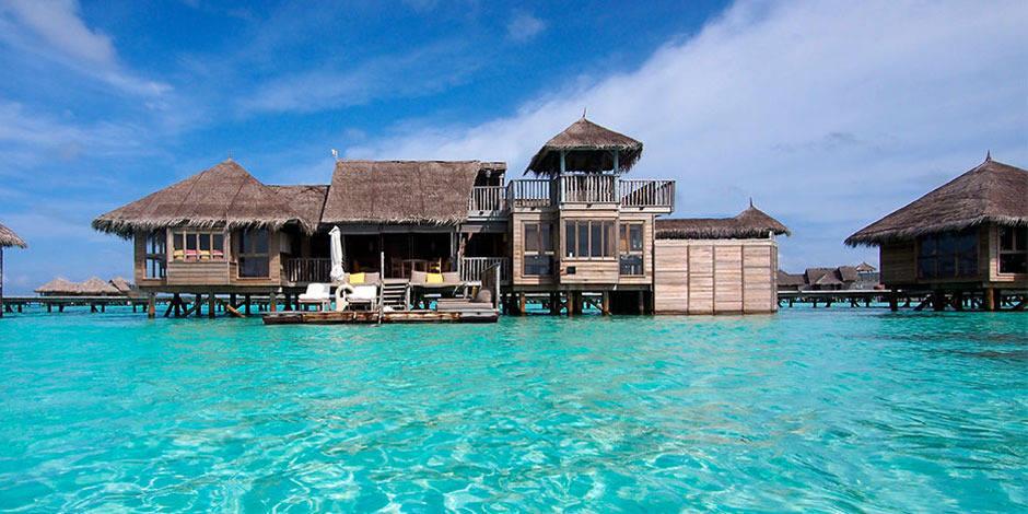 Top 15 des meilleurs h tels du monde la dh - Maison sur pilotis maldives ...