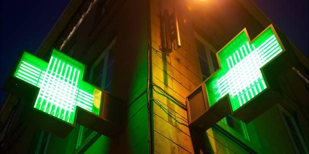 Une pharmacie attaquée à Anderlecht: la pharmacienne se defend en criant à se casser la voix - La DH