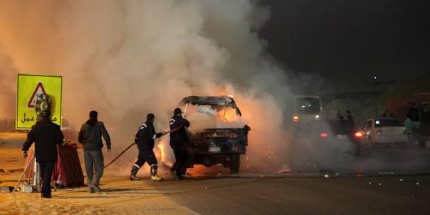 Un match de foot vire au drame en Egypte: 22 morts - La DH