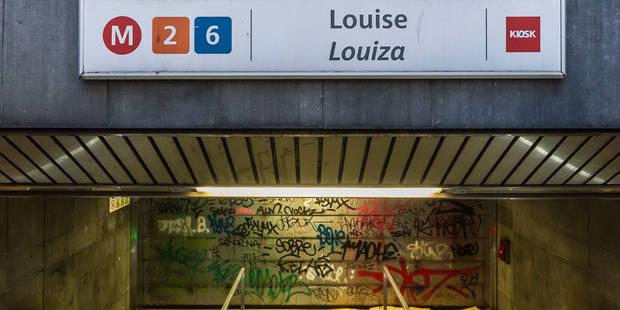 Circulation du métro rétablie sur les lignes 2 et 6 à Bruxelles - La DH