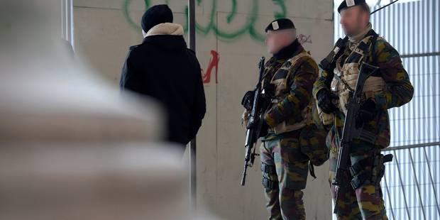 Lutte contre le terrorisme: 18 Bruxellois radiés du registre de la population - La DH